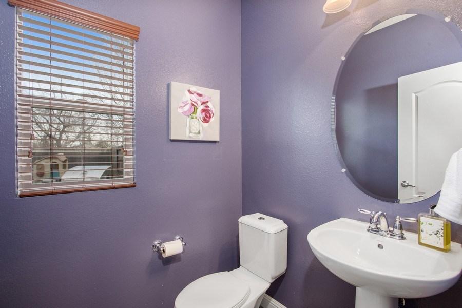 Real Estate Photography - 2264 Trimstone Way, Roseville, CA, 95747 - Half Bath