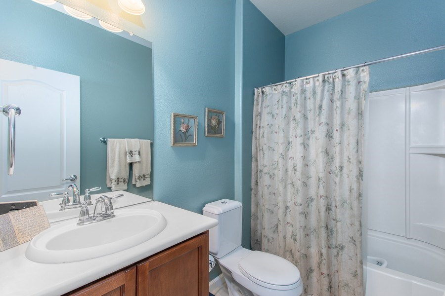 Real Estate Photography - 2264 Trimstone Way, Roseville, CA, 95747 - Bathroom