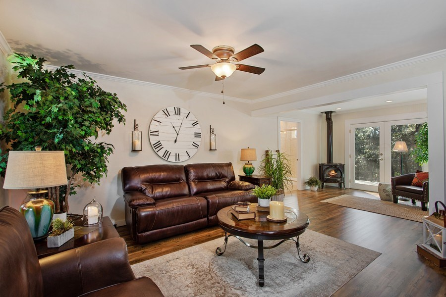 Real Estate Photography - 711 Quail Haven Rd, Colfax, CA, 95713 - Living Room