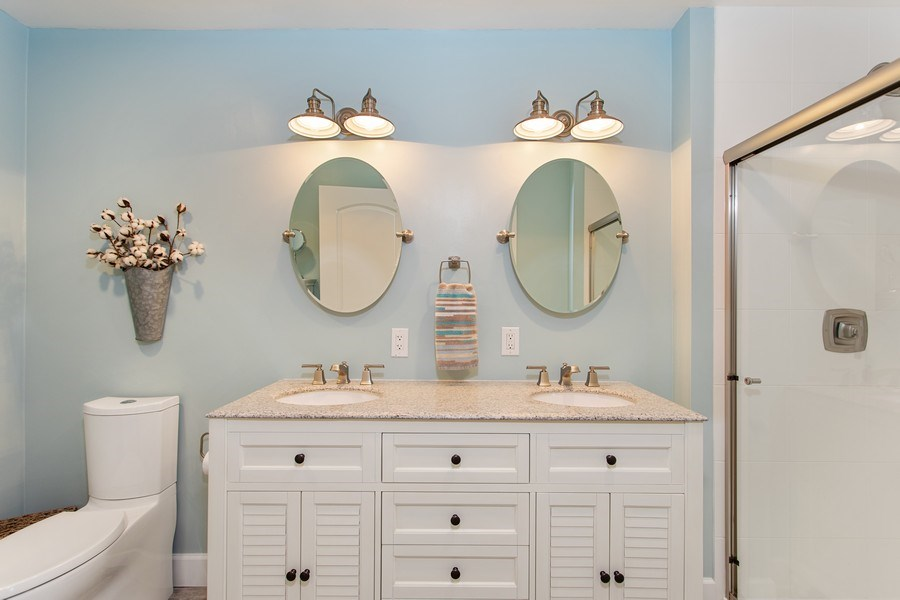 Real Estate Photography - 711 Quail Haven Rd, Colfax, CA, 95713 - Master Bathroom