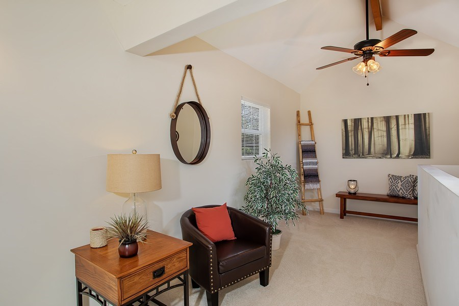 Real Estate Photography - 711 Quail Haven Rd, Colfax, CA, 95713 - Loft View B