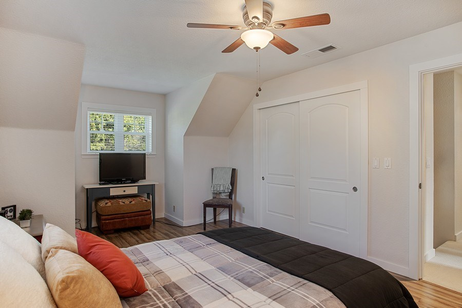 Real Estate Photography - 711 Quail Haven Rd, Colfax, CA, 95713 - 3rd Bedroom
