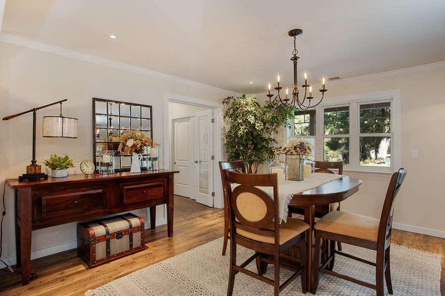 Real Estate Photography - 711 Quail Haven Rd, Colfax, CA, 95713 - Dining Room