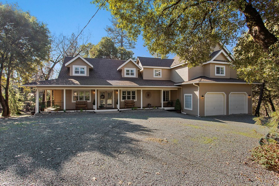 Real Estate Photography - 711 Quail Haven Rd, Colfax, CA, 95713 - Front View
