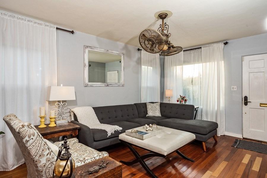 Real Estate Photography - 4729 Mead Avenue, Sacramento, CA, 95822 - Living Room