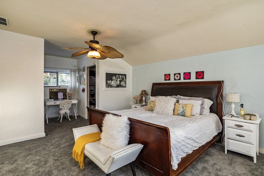 Real Estate Photography - 4729 Mead Avenue, Sacramento, CA, 95822 - Master Bedroom