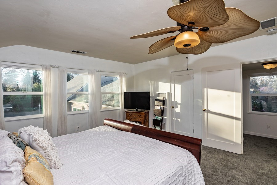 Real Estate Photography - 4729 Mead Avenue, Sacramento, CA, 95822 - Master Bedroom