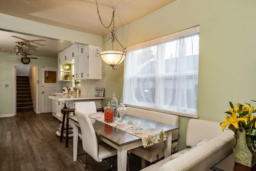 Real Estate Photography - 4729 Mead Avenue, Sacramento, CA, 95822 - Kitchen / Breakfast Room