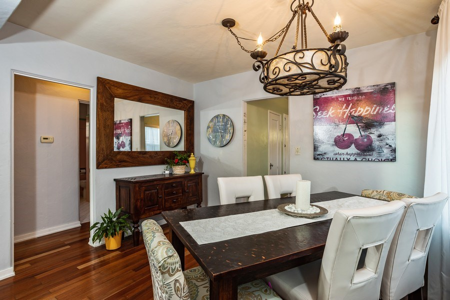 Real Estate Photography - 4729 Mead Avenue, Sacramento, CA, 95822 - Dining Room