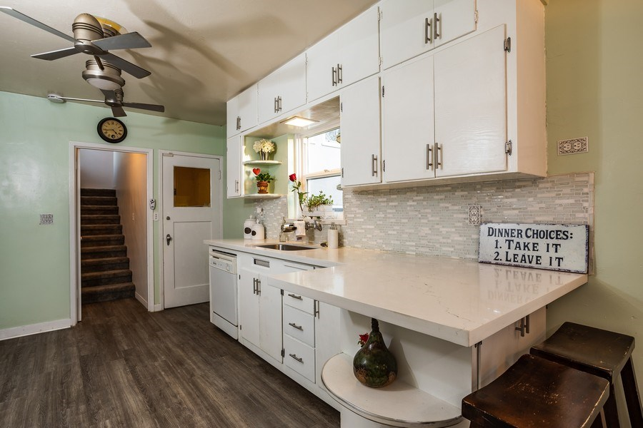 Real Estate Photography - 4729 Mead Avenue, Sacramento, CA, 95822 - Kitchen