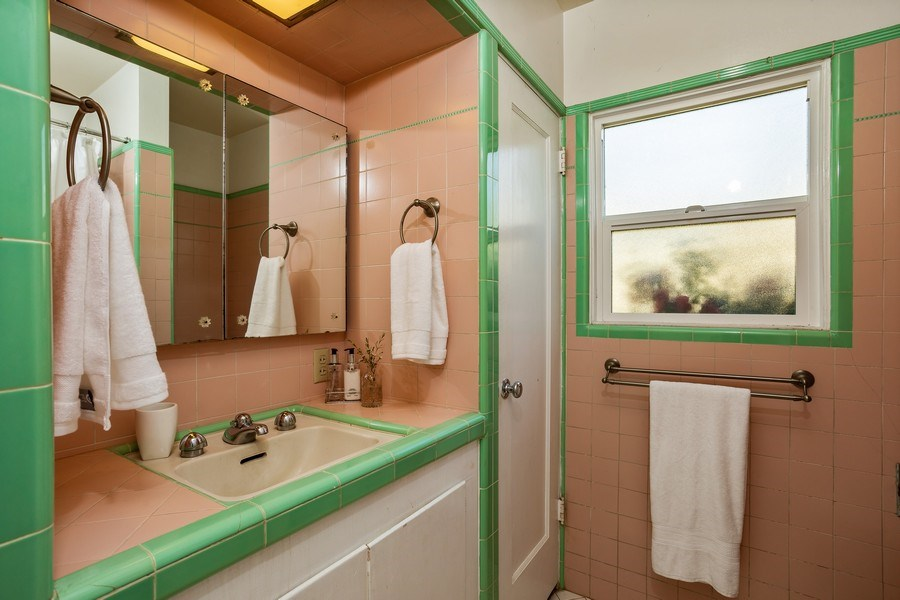 Real Estate Photography - 4729 Mead Avenue, Sacramento, CA, 95822 - Bathroom