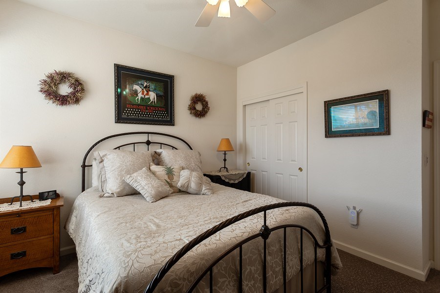 Real Estate Photography - 1512 Navajo St., Davis, CA, 95616 - 3rd Bedroom