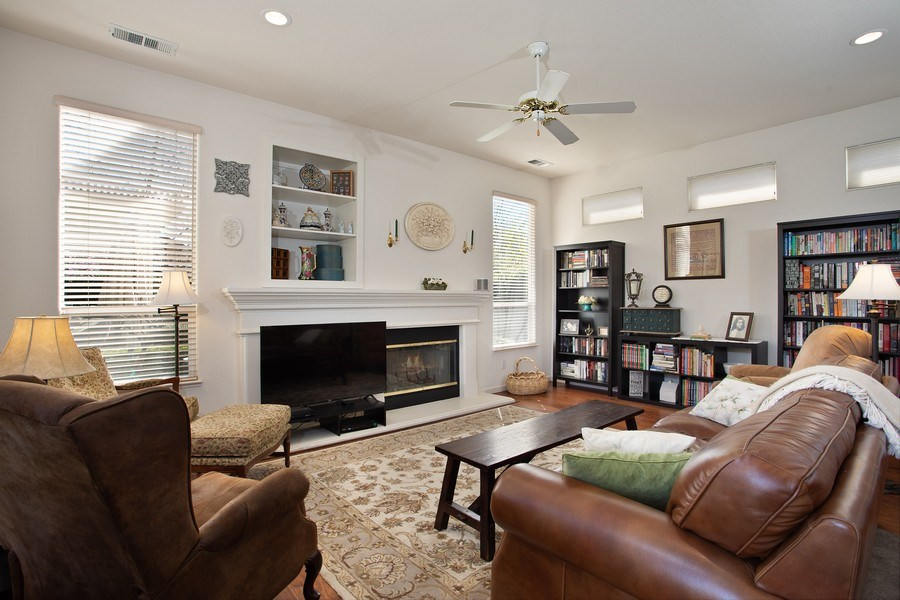 Real Estate Photography - 1512 Navajo St., Davis, CA, 95616 - Family Room