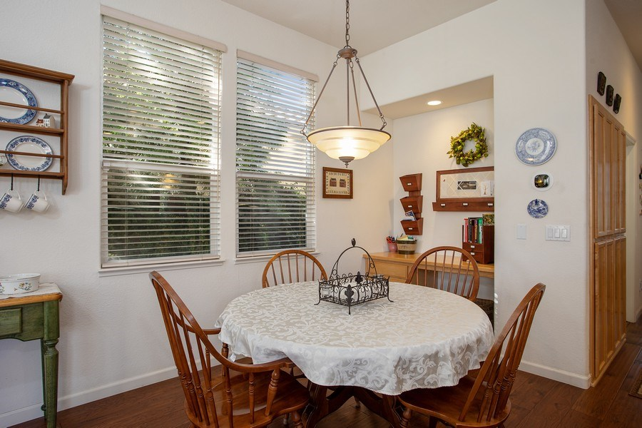 Real Estate Photography - 1512 Navajo St., Davis, CA, 95616 - Dining Area