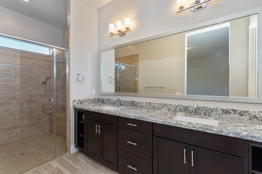 Real Estate Photography - 4389 Ligurian Sea Ln, Sacramento, CA, 95834 - Master Bathroom