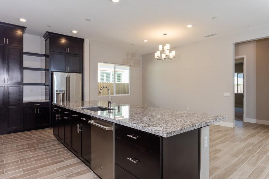 Real Estate Photography - 4389 Ligurian Sea Ln, Sacramento, CA, 95834 - Kitchen