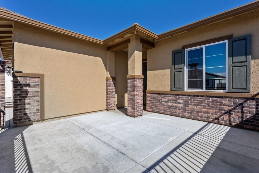 Real Estate Photography - 4389 Ligurian Sea Ln, Sacramento, CA, 95834 - Porch