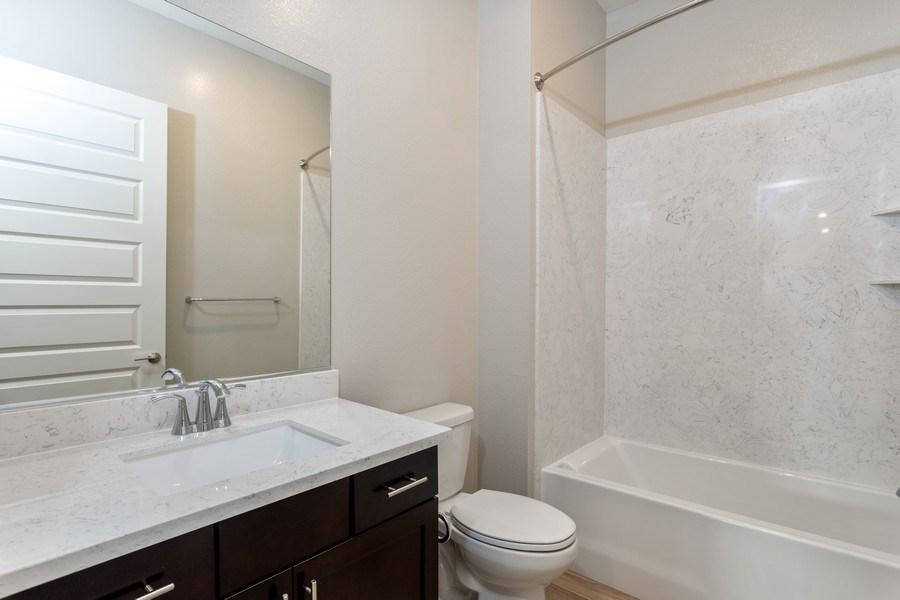 Real Estate Photography - 4389 Ligurian Sea Ln, Sacramento, CA, 95834 - Bathroom