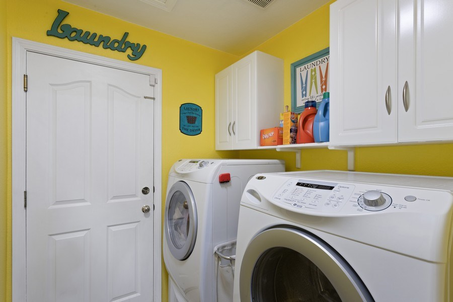 Real Estate Photography - 1460 Austin Dr, Dixon, CA, 95620 - Laundry Room