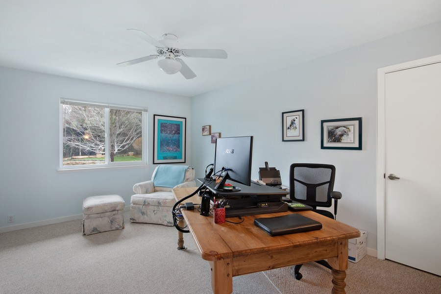 Real Estate Photography - 3080 Carlson Dr, Shingle Springs, CA, 95682 - 3rd Bedroom