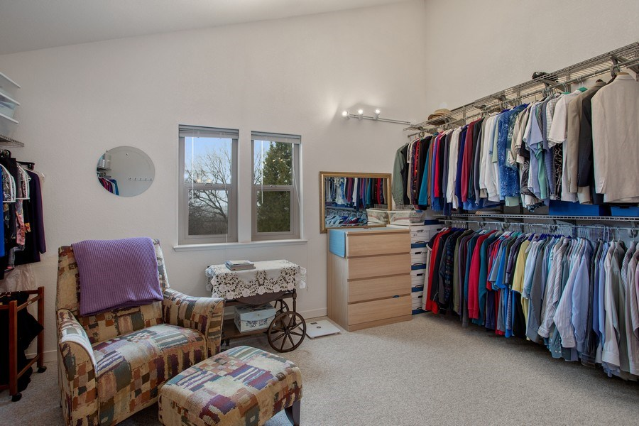 Real Estate Photography - 3080 Carlson Dr, Shingle Springs, CA, 95682 - Closet