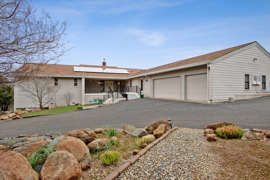 Real Estate Photography - 3080 Carlson Dr, Shingle Springs, CA, 95682 - Front View