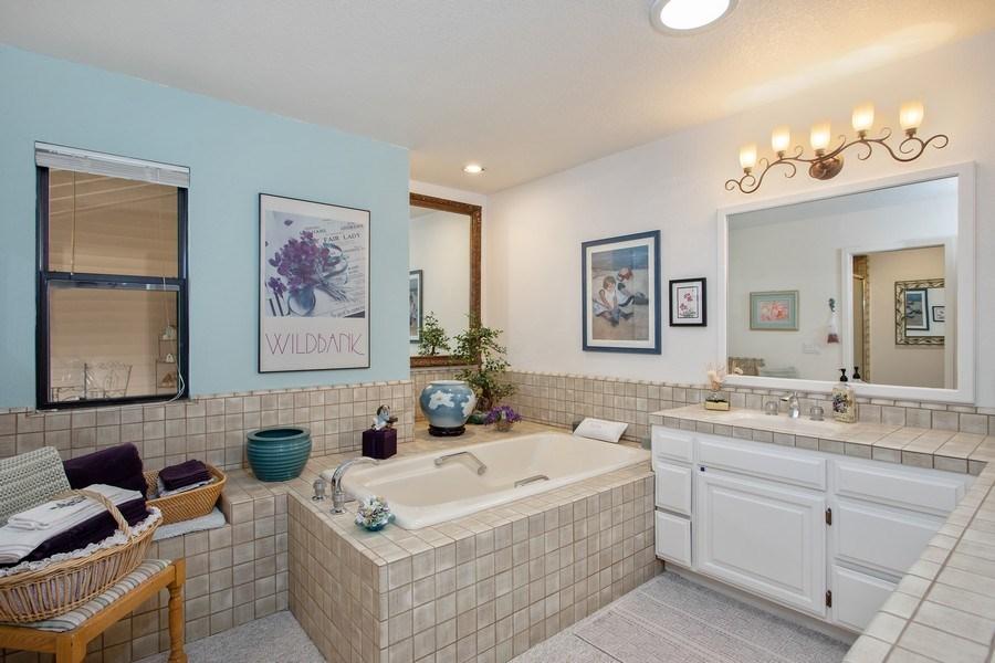 Real Estate Photography - 3080 Carlson Dr, Shingle Springs, CA, 95682 - 2nd Bathroom