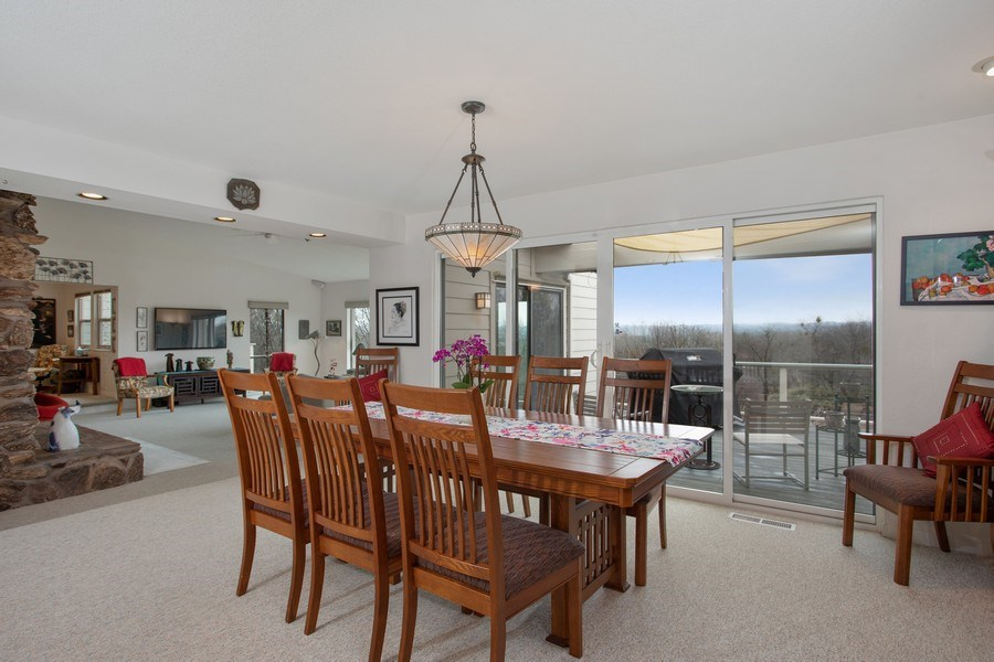 Real Estate Photography - 3080 Carlson Dr, Shingle Springs, CA, 95682 - Living Room / Dining Room