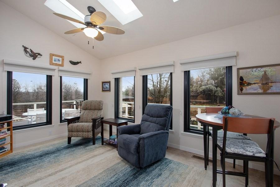 Real Estate Photography - 3080 Carlson Dr, Shingle Springs, CA, 95682 - Sun Room