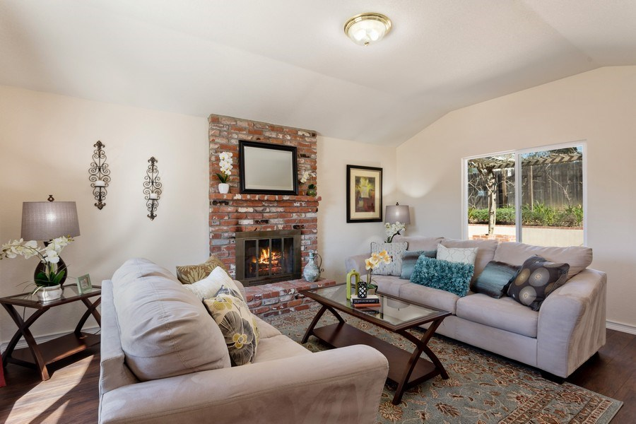 Real Estate Photography - 309 Walton Way, Roseville, CA, 95678 - Living Room
