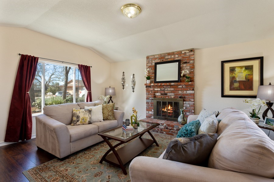 Real Estate Photography - 309 Walton Way, Roseville, CA, 95678 - Living Room