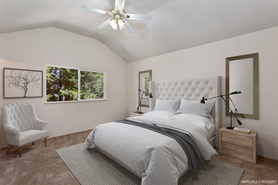 Real Estate Photography - 309 Walton Way, Roseville, CA, 95678 - Master Bedroom