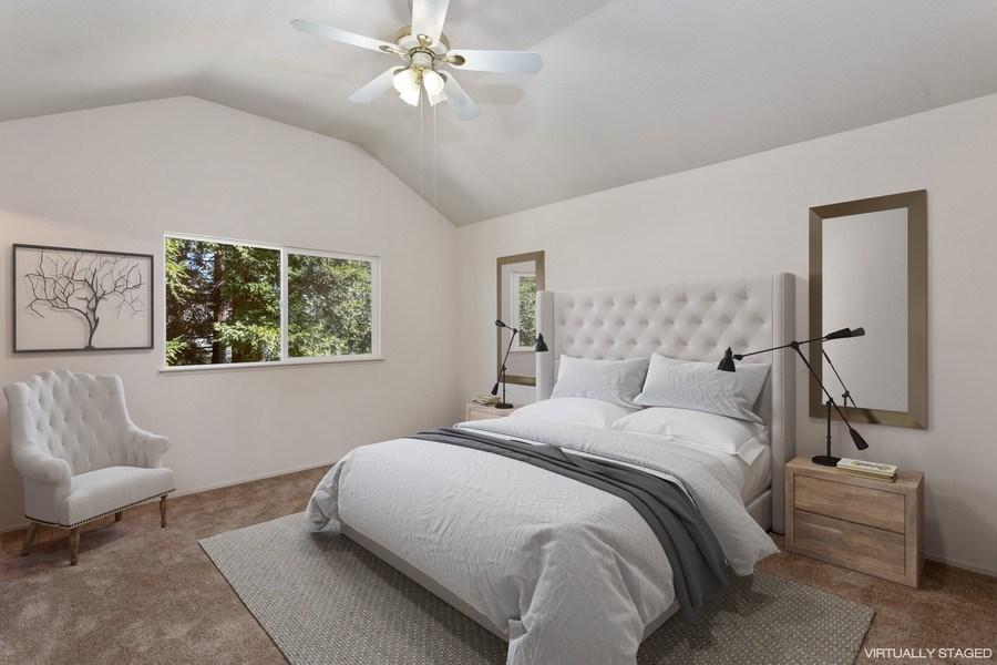 Real Estate Photography - 309 Walton Way, Roseville, CA, 95678 - Master Bedroom