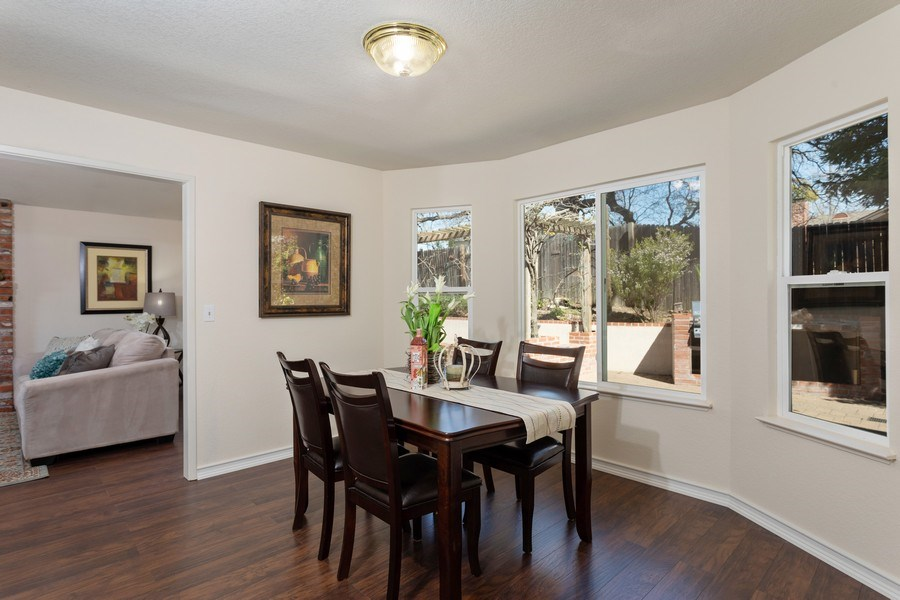 Real Estate Photography - 309 Walton Way, Roseville, CA, 95678 - Dining Room