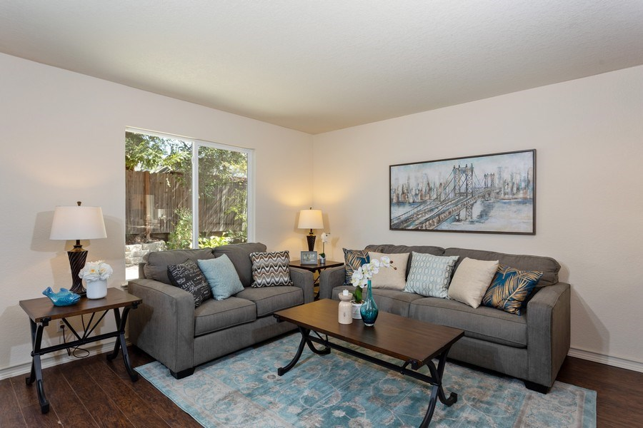 Real Estate Photography - 309 Walton Way, Roseville, CA, 95678 - Family Room