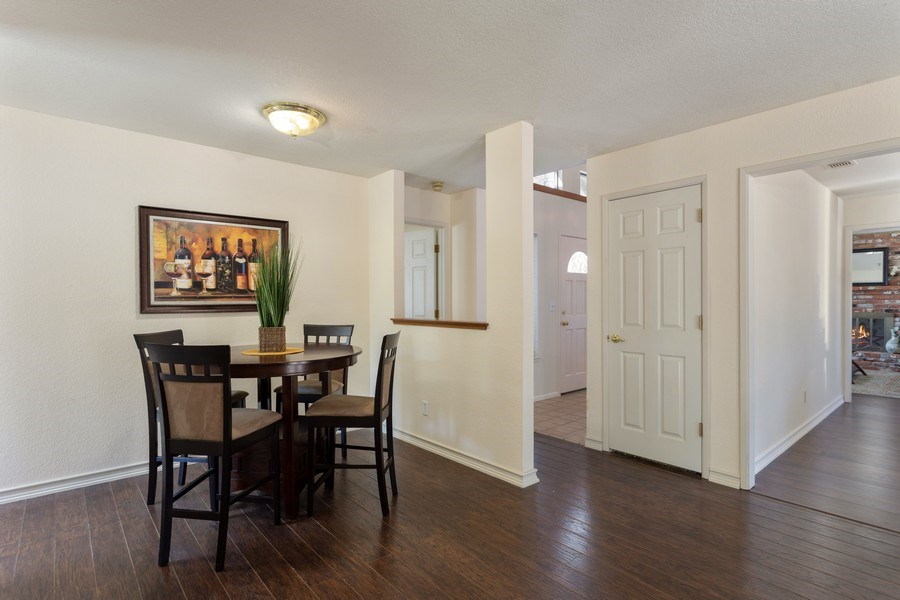 Real Estate Photography - 309 Walton Way, Roseville, CA, 95678 - Dining Area
