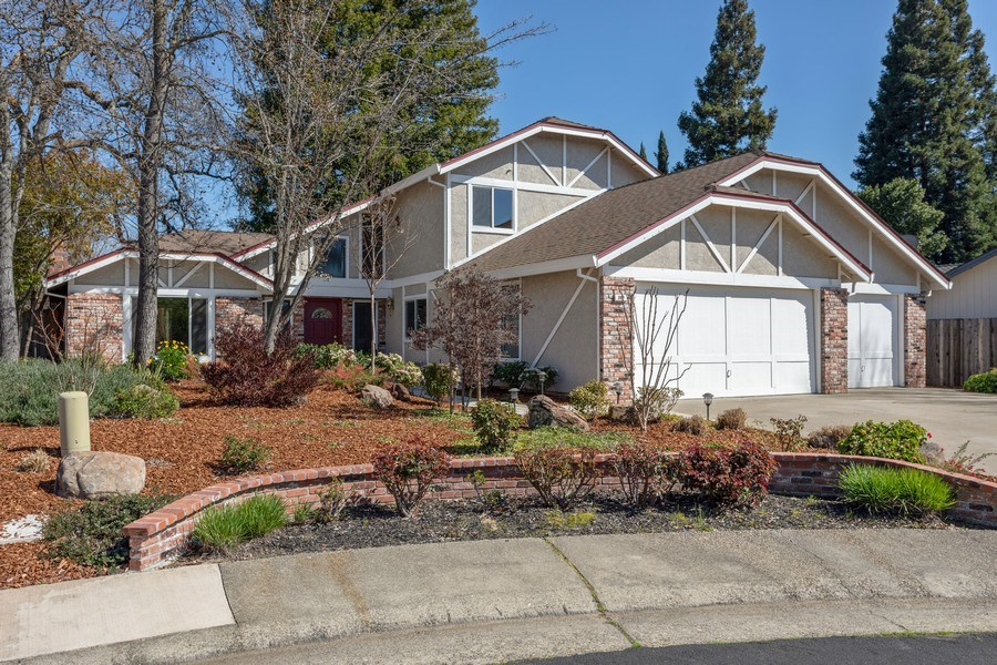 Real Estate Photography - 309 Walton Way, Roseville, CA, 95678 - Front View