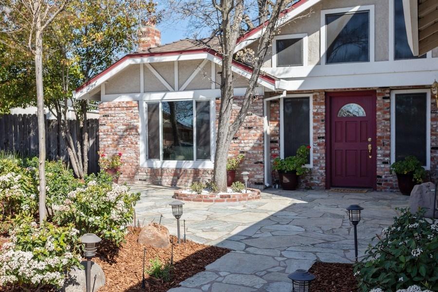 Real Estate Photography - 309 Walton Way, Roseville, CA, 95678 - Porch