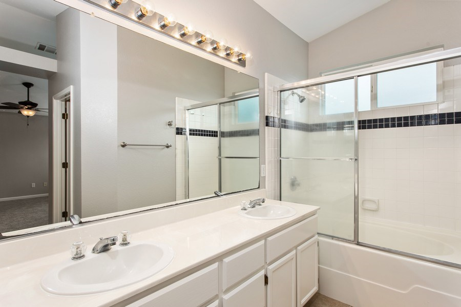 Real Estate Photography - 1408 Santander Ct., Davis, CA, 95618 - Master Bathroom