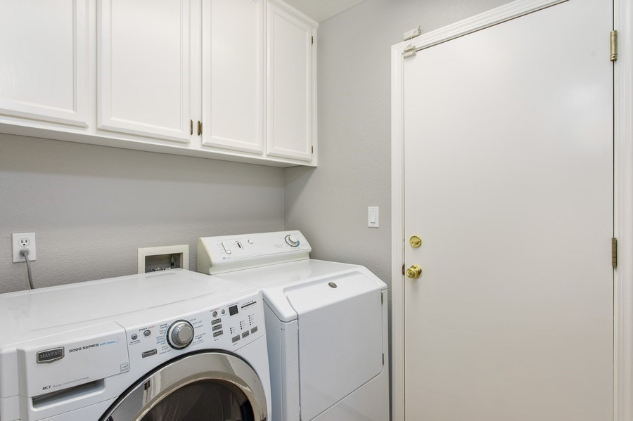 Real Estate Photography - 1408 Santander Ct., Davis, CA, 95618 - Laundry Room