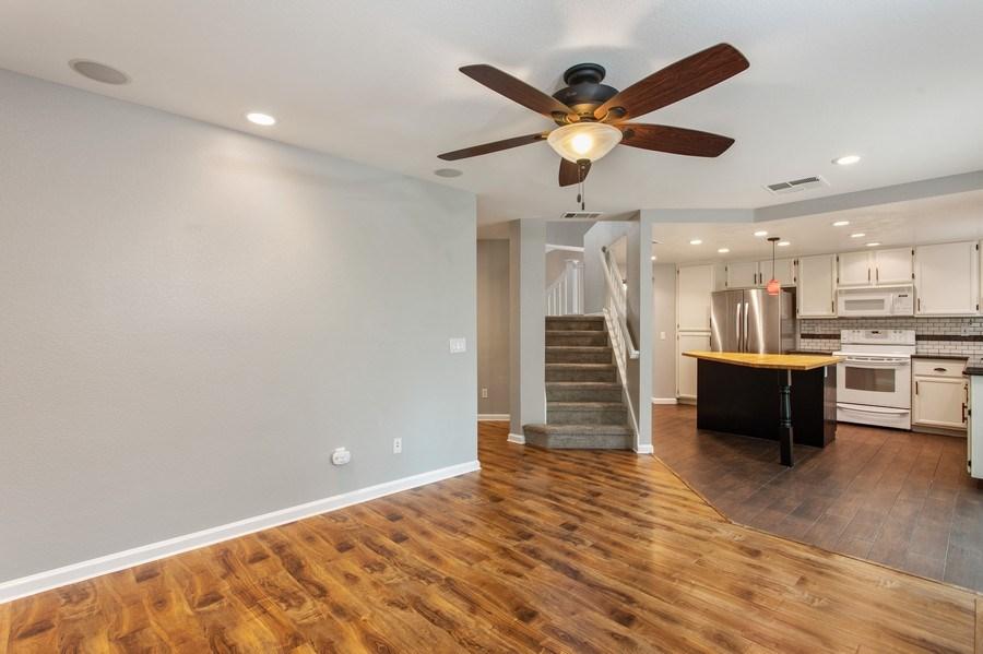 Real Estate Photography - 1408 Santander Ct., Davis, CA, 95618 - Family Room / Kitchen