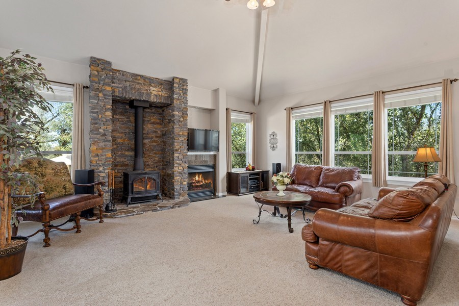 Real Estate Photography - 910 Eden Valley Rd, Colfax, CA, 95713 - Living Room