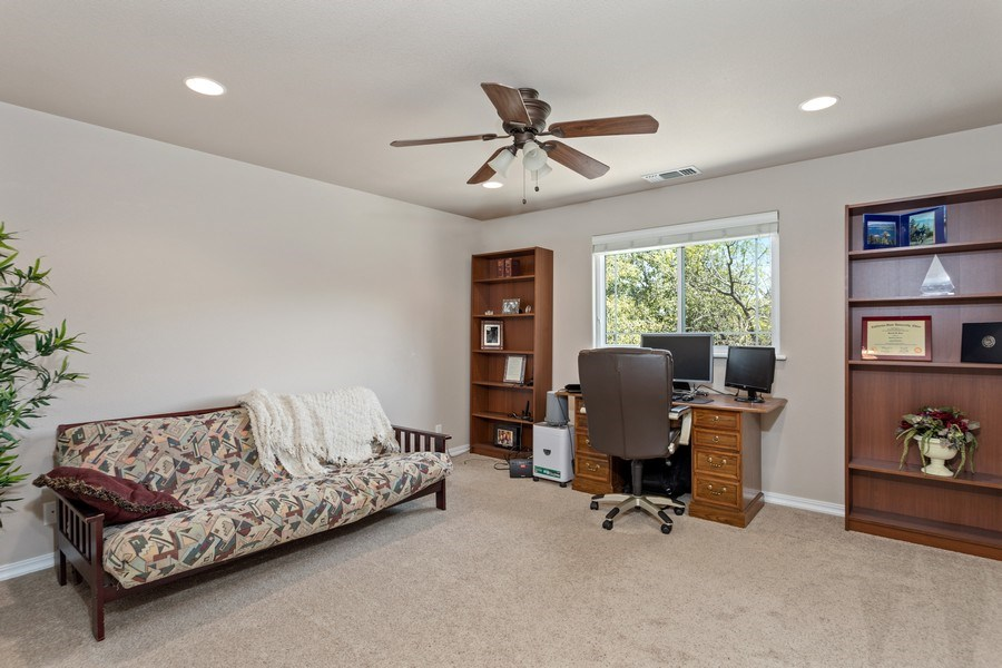 Real Estate Photography - 910 Eden Valley Rd, Colfax, CA, 95713 - 3rd Bedroom