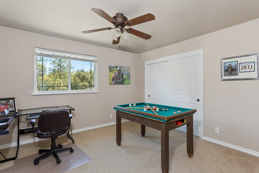 Real Estate Photography - 910 Eden Valley Rd, Colfax, CA, 95713 - 4th Bedroom