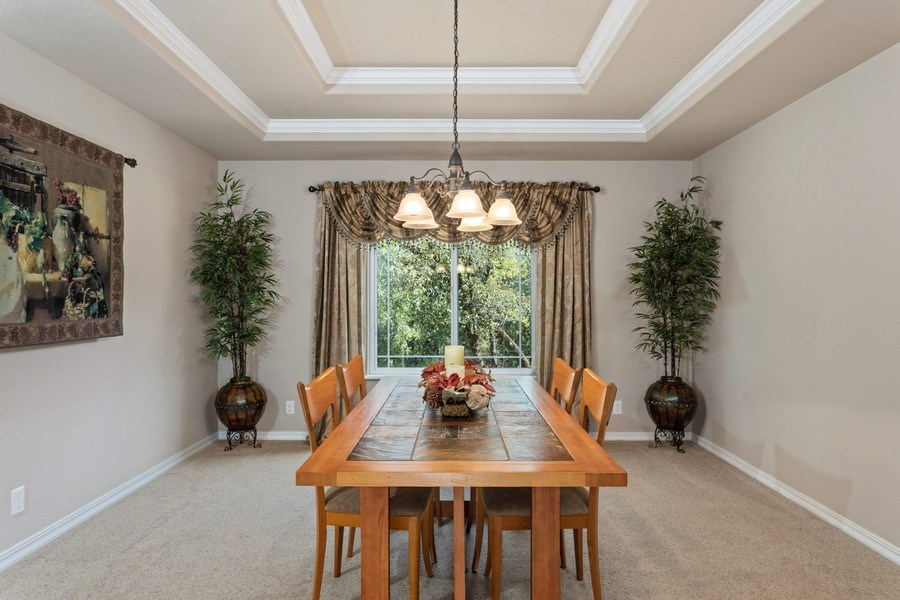 Real Estate Photography - 910 Eden Valley Rd, Colfax, CA, 95713 - Dining Room