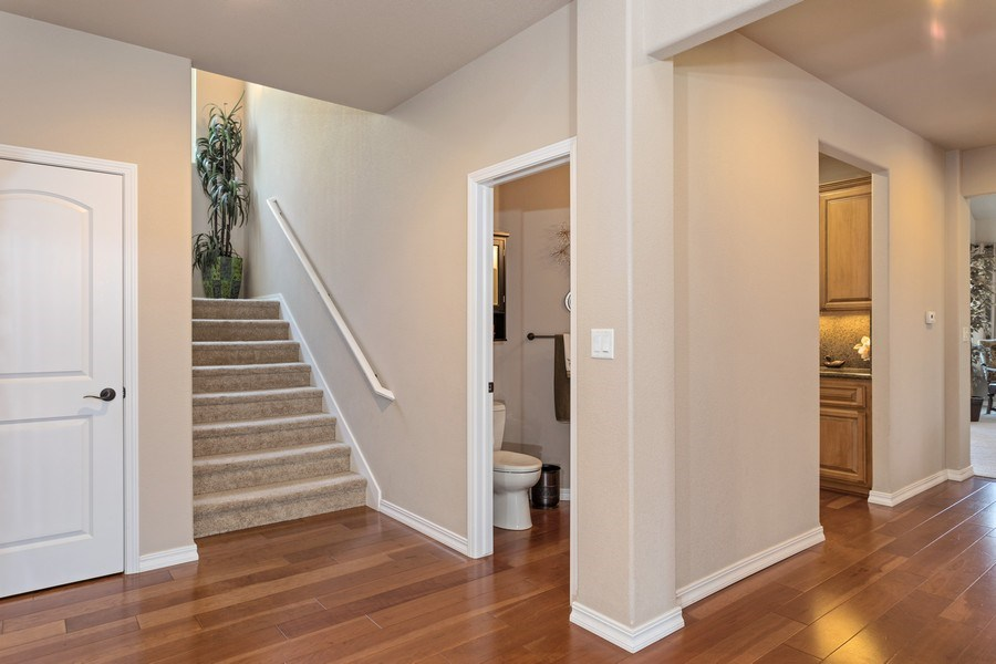 Real Estate Photography - 910 Eden Valley Rd, Colfax, CA, 95713 - Foyer