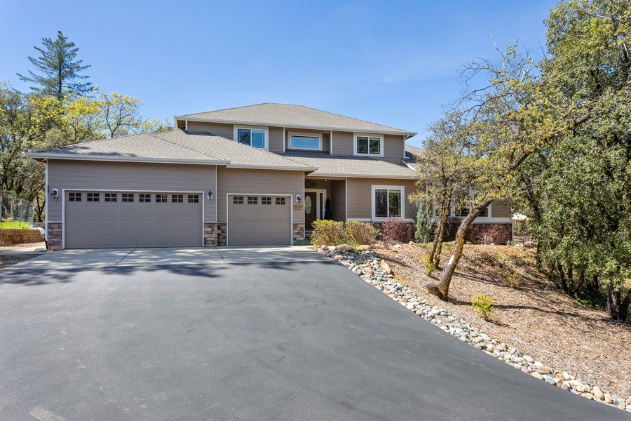 Real Estate Photography - 910 Eden Valley Rd, Colfax, CA, 95713 - Front View