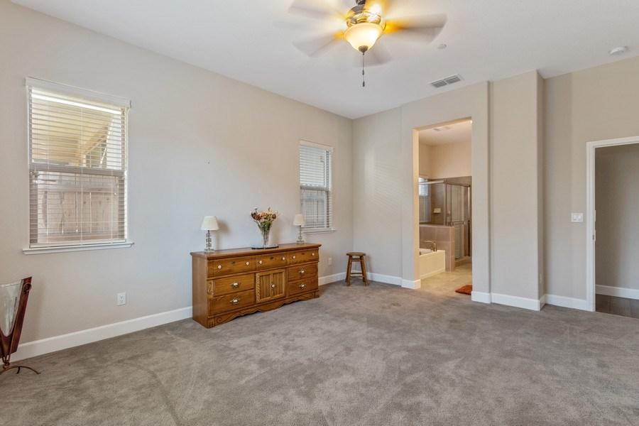 Real Estate Photography - 2901 Laredo Dr, Rocklin, CA, 95765 - Master Bedroom