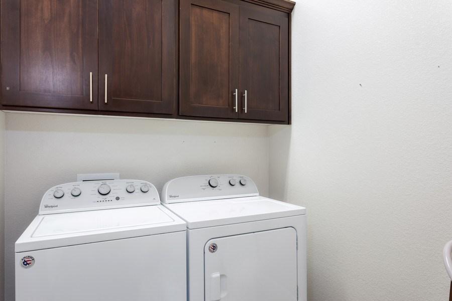 Real Estate Photography - 2901 Laredo Dr, Rocklin, CA, 95765 - Laundry Room