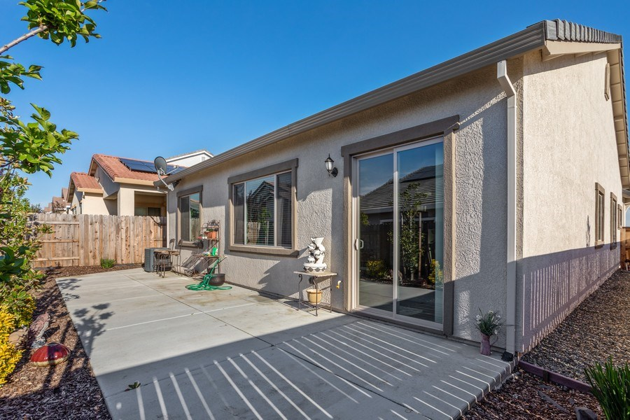 Real Estate Photography - 2901 Laredo Dr, Rocklin, CA, 95765 - Rear View